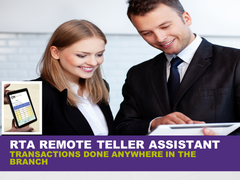 Remote Teller Assistance