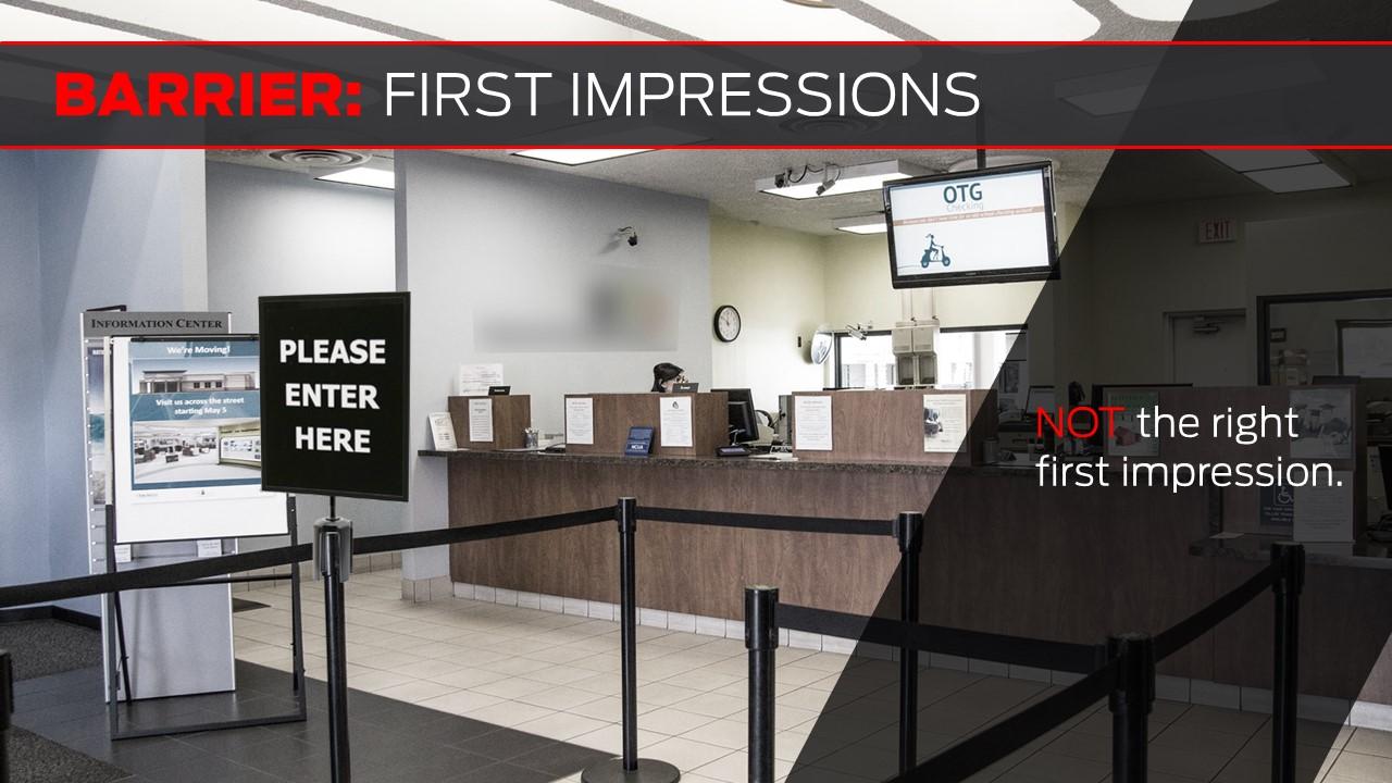Bad First Impression