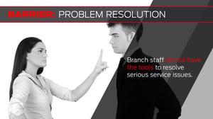 Bad Problem Resolution